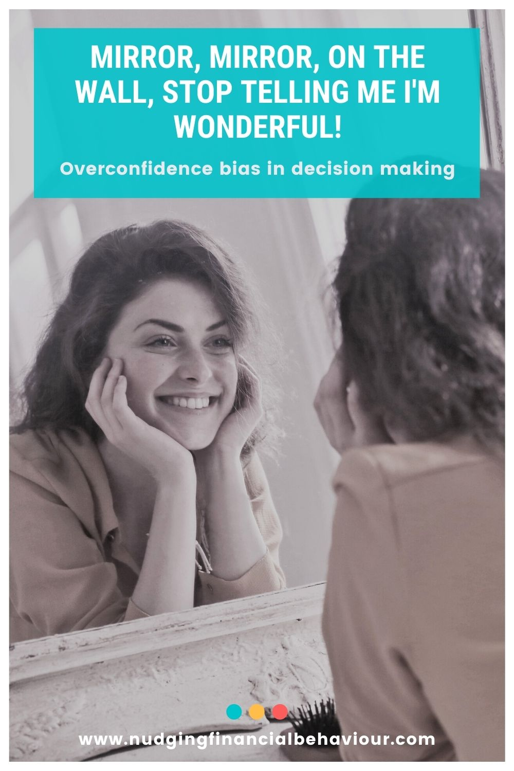 Overconfidence bias in decision making