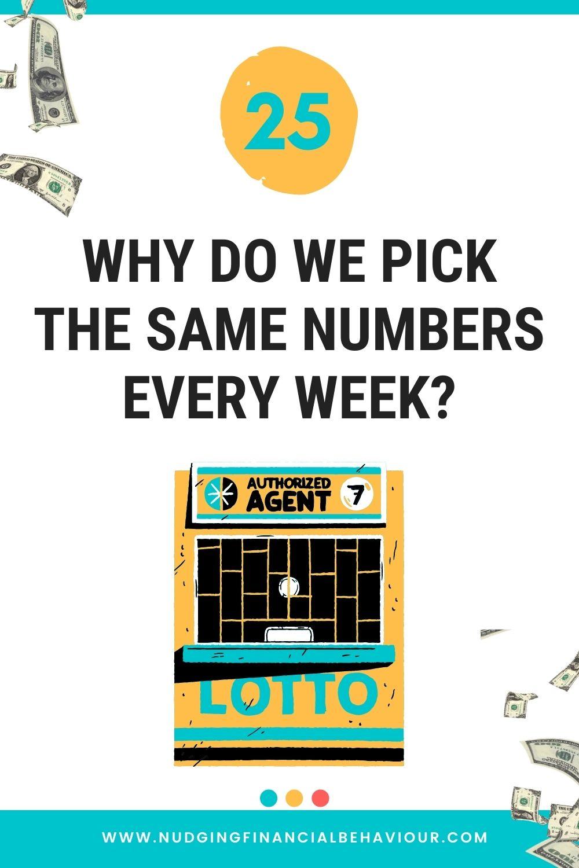 Lottery behaviour