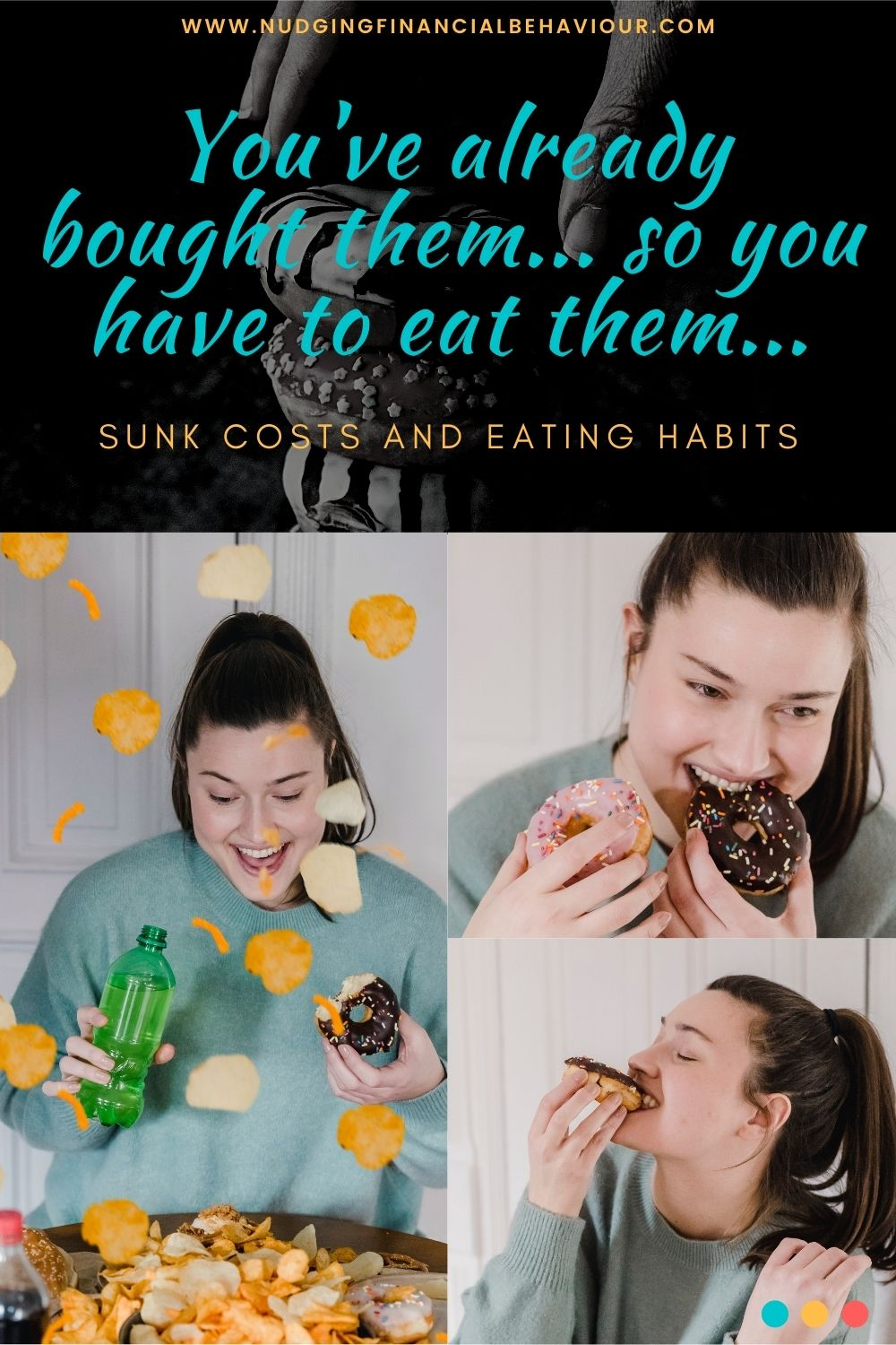 Sunk costs and eating habits