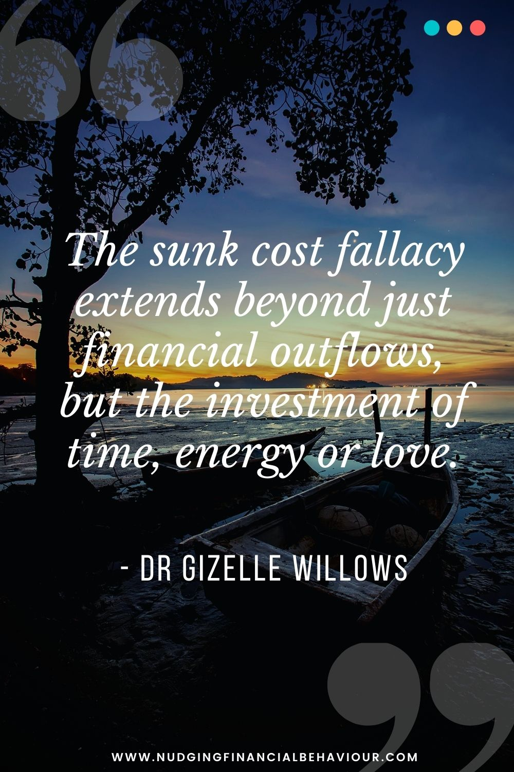 Time and energy invested